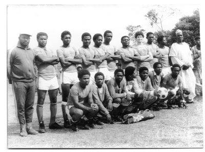 Sangmelima Equippe de football 1981