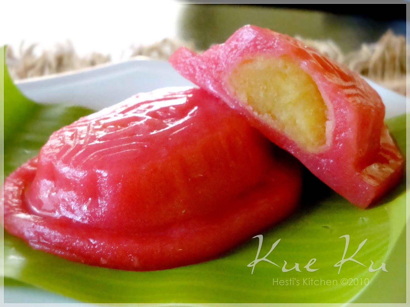 Sweet Indonesian Food