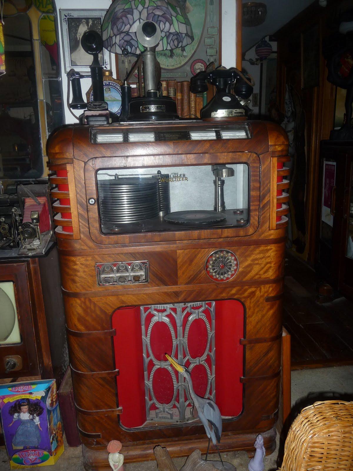 wizardofbaum wizardofbaum vintage wurlitzer jukeboxes