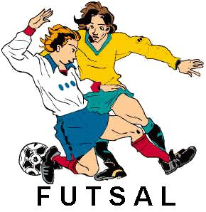 Wallpaper Kartun Futsal