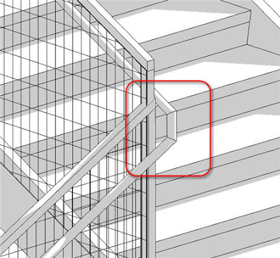 Do U Revit?: Railings from hell - 1