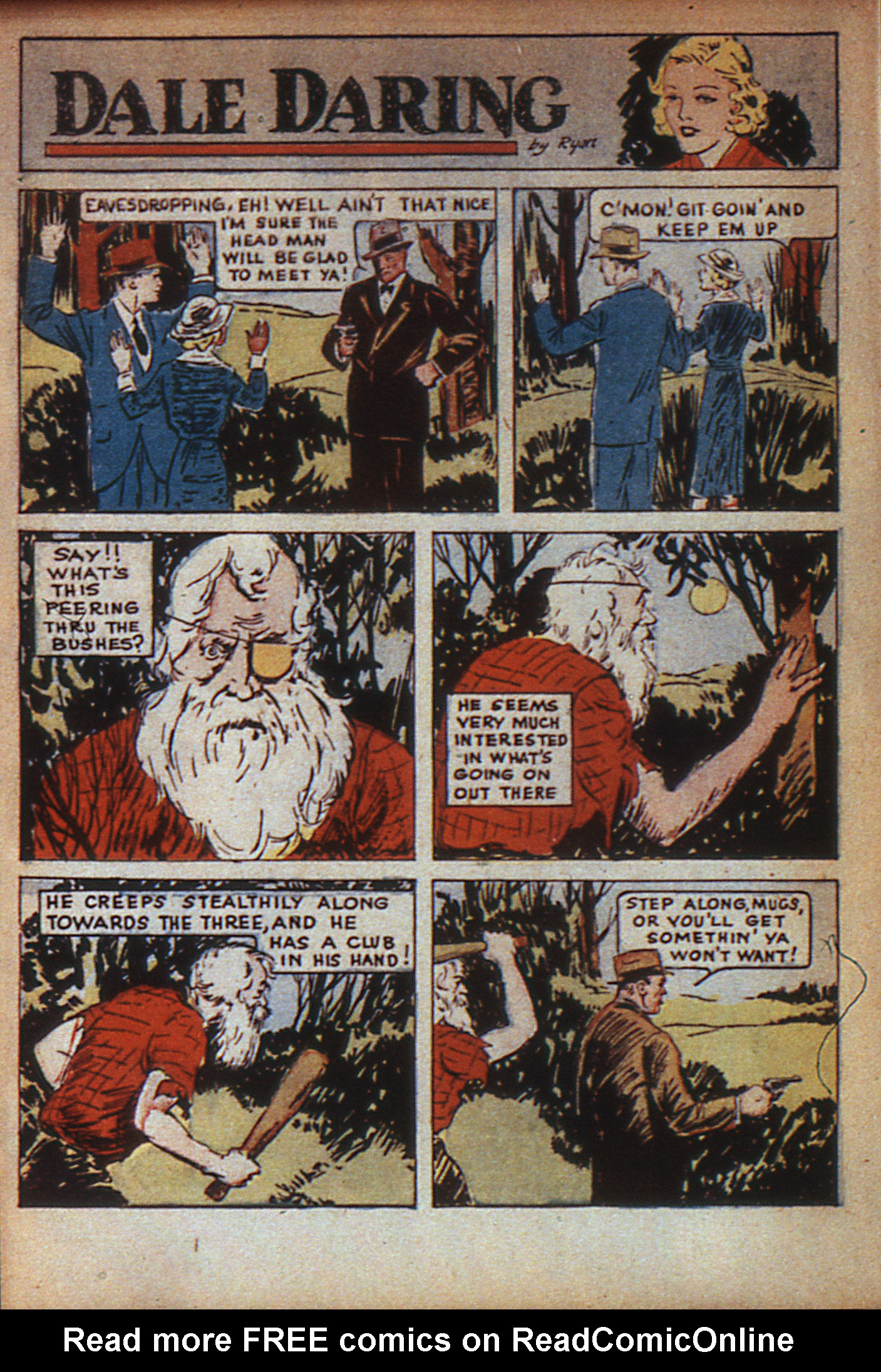 Read online Adventure Comics (1938) comic -  Issue #7 - 15