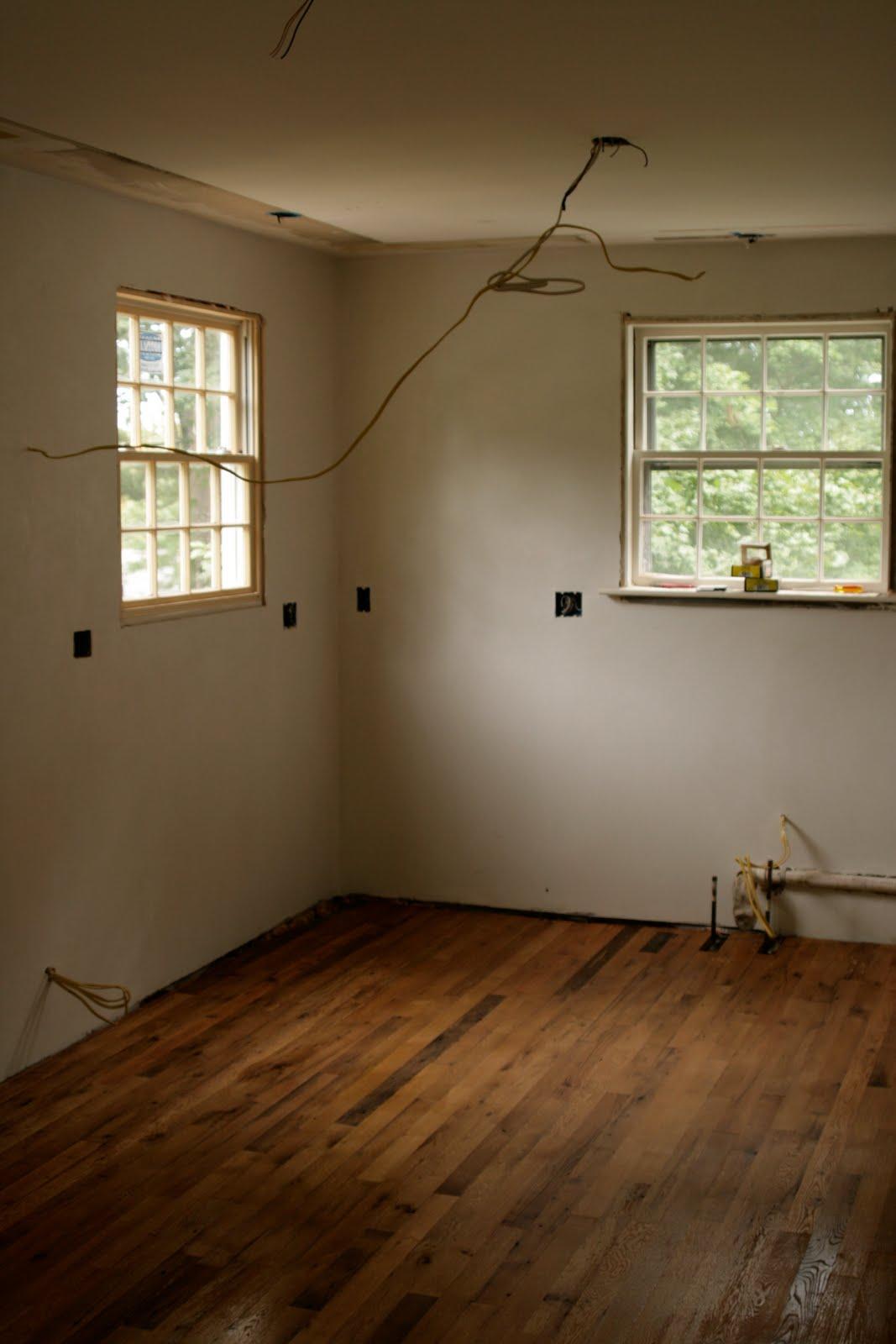 A Bluebonnet In Beantown Diy Reclaimed White Oak Floors