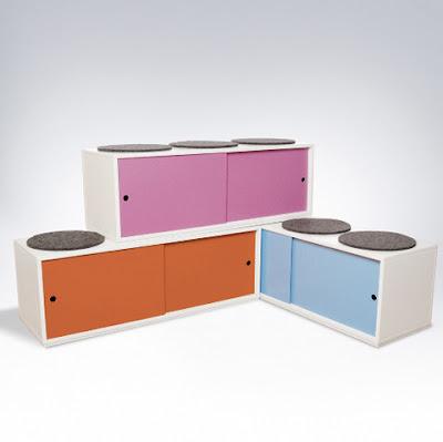 Nursery Notations Toy Storage
