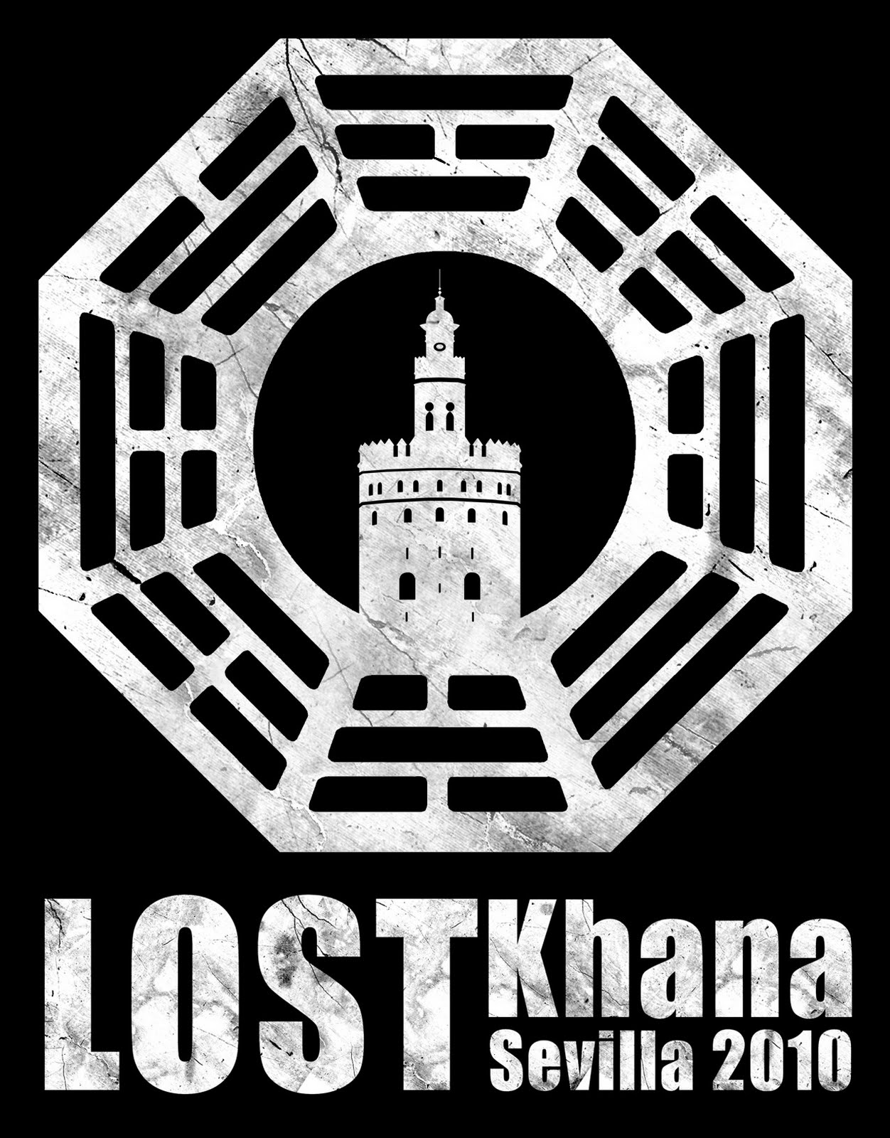 Gymkana de Lost (Perdidos), en Sevilla, de cómo la ganamos.