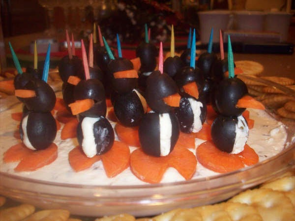 Gourmet Mom On The Go Quot P Quot Is For Penguin Snacks