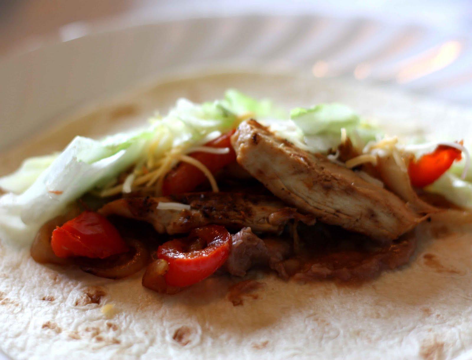 Skillet Chicken Fajitas America S Test Kitchen