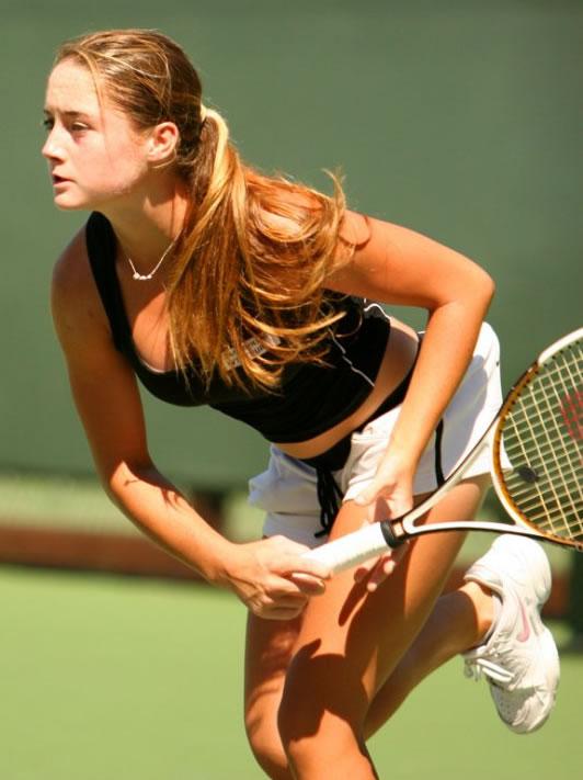 Sexy Sports Woman 4
