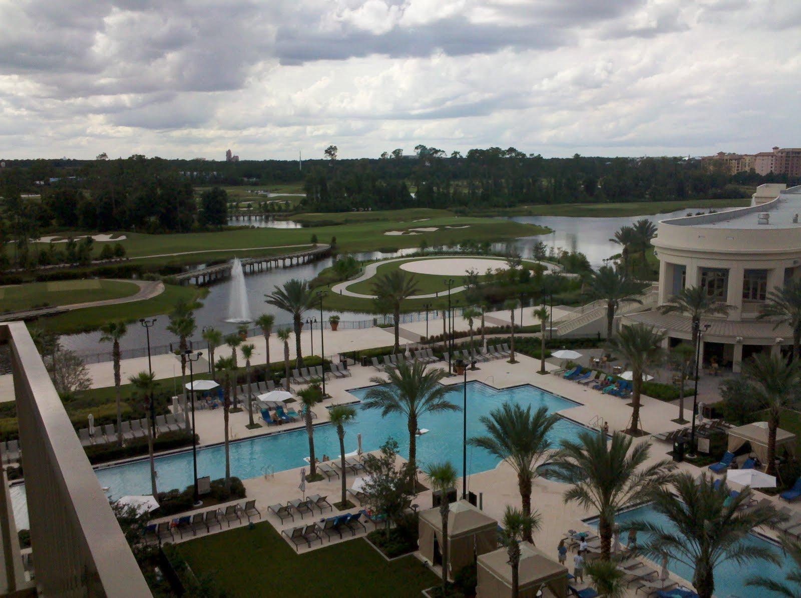 Rooms: The Waldorf Astoria Orlando