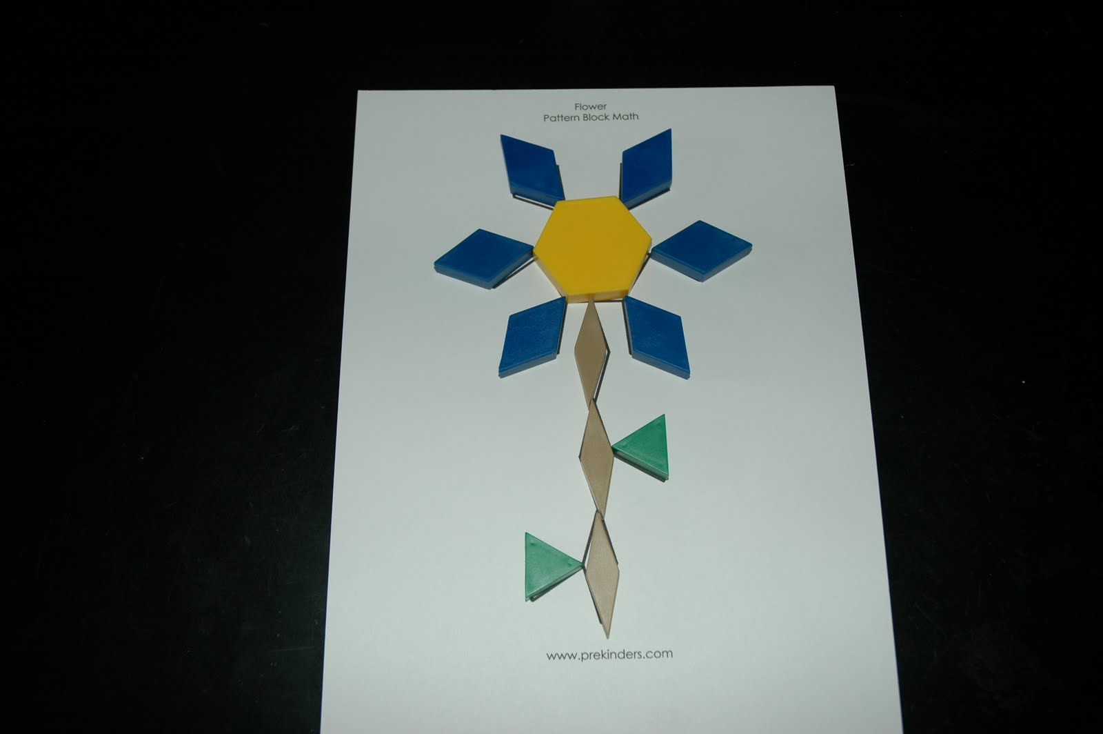 Pattern Block Worksheets Design Patterns