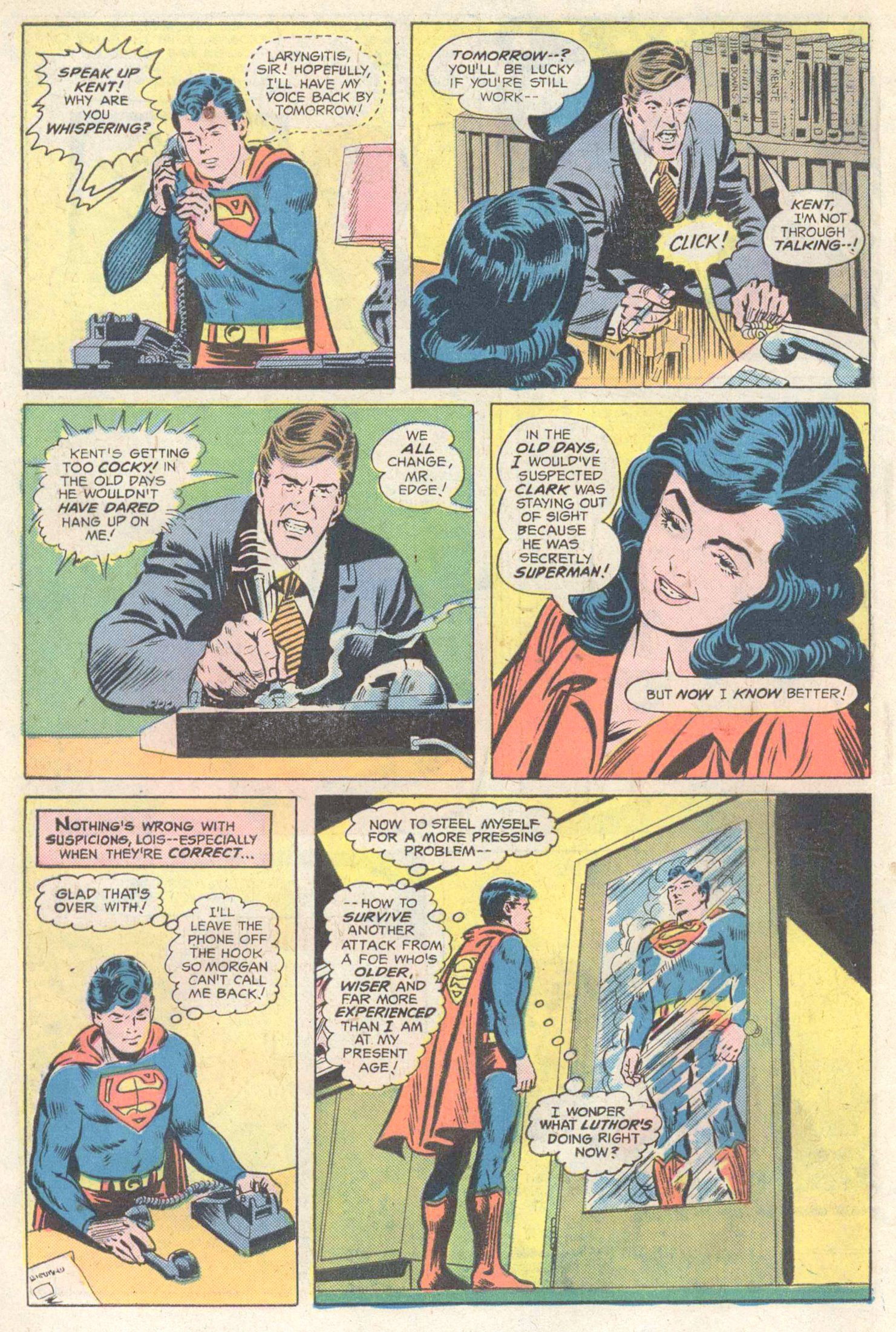 Read online Action Comics (1938) comic -  Issue #466 - 10