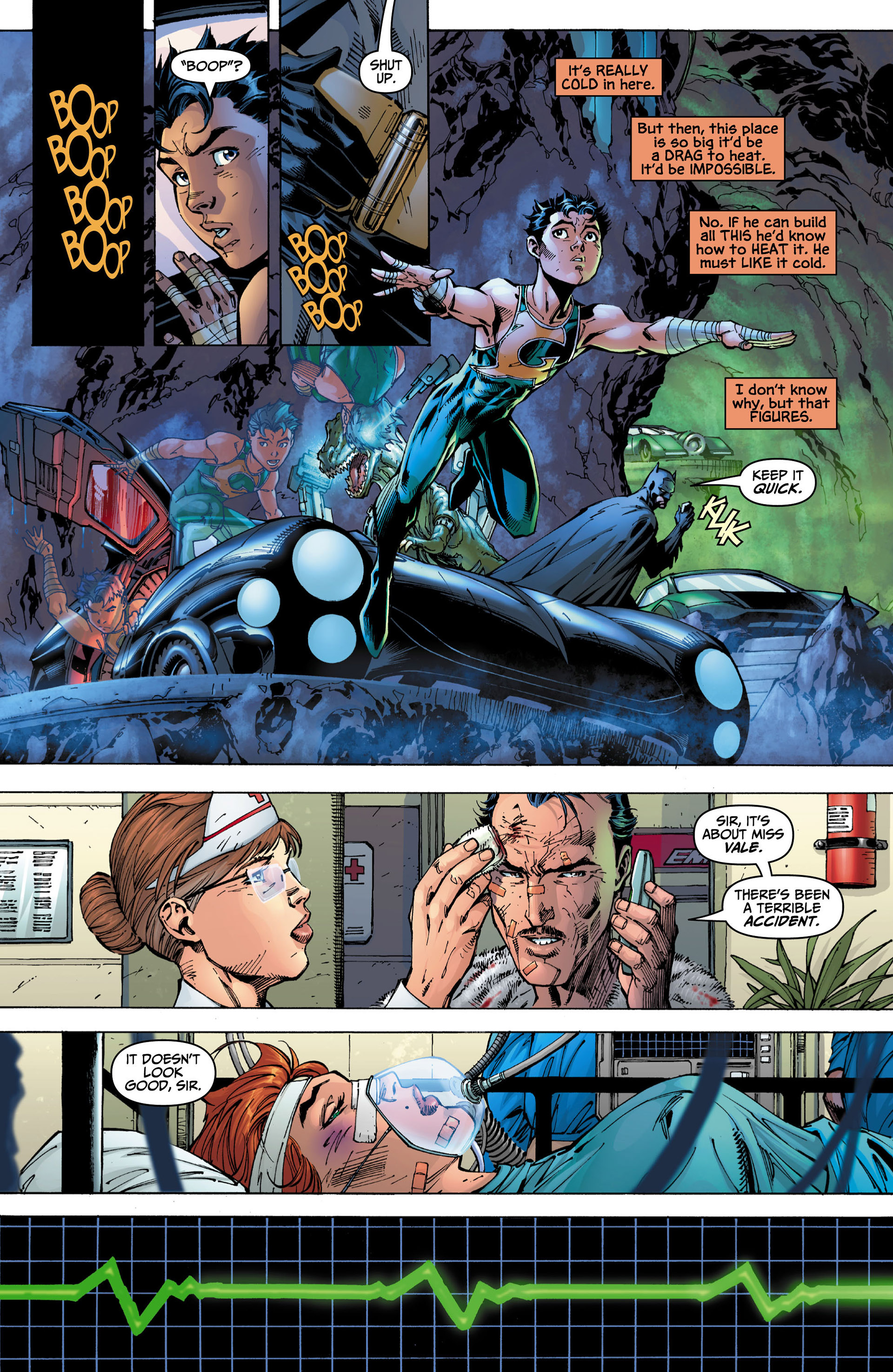 Read online All Star Batman & Robin, The Boy Wonder comic -  Issue #4 - 14