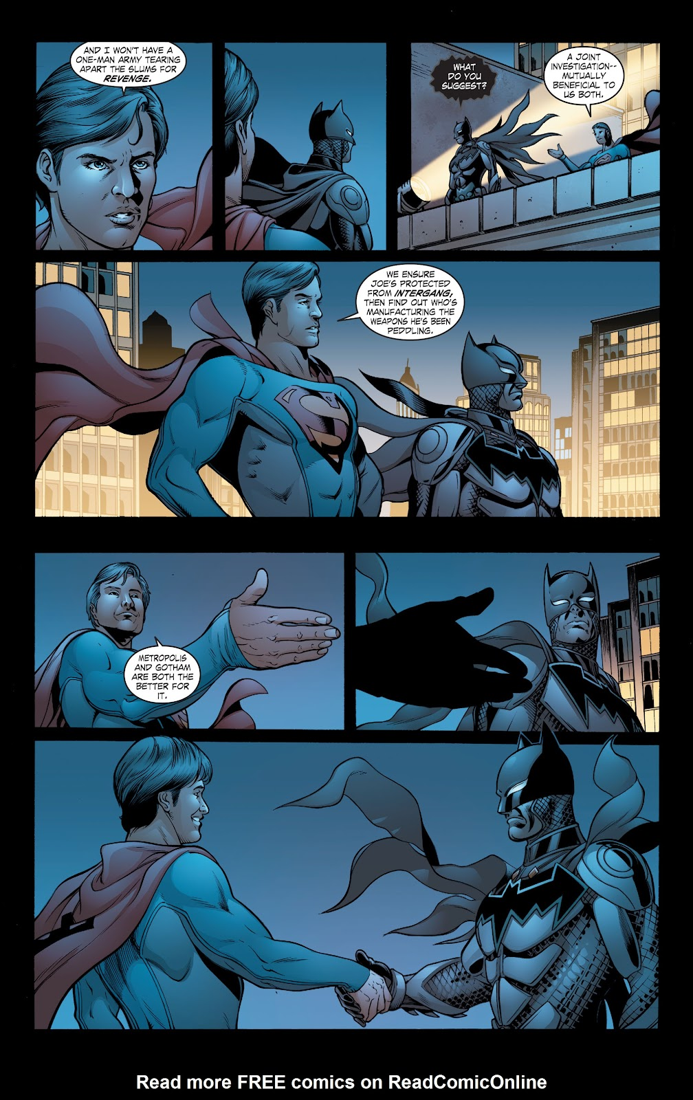 Read online Smallville Season 11 [II] comic -  Issue # TPB 2 - 60