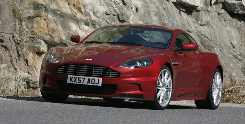 Sport Automotive Car News Automotive Insurance Luxury Car Aston Martin Dbs Infa Red 2008