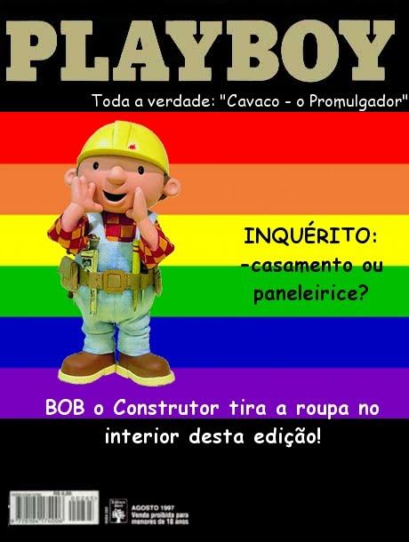Gay playboys