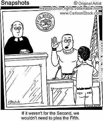 what does 5th amendment mean