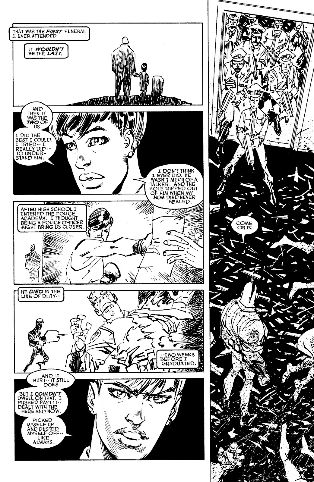 Read online Savage Dragon Archives comic -  Issue # TPB 6 (Part 5) - 1