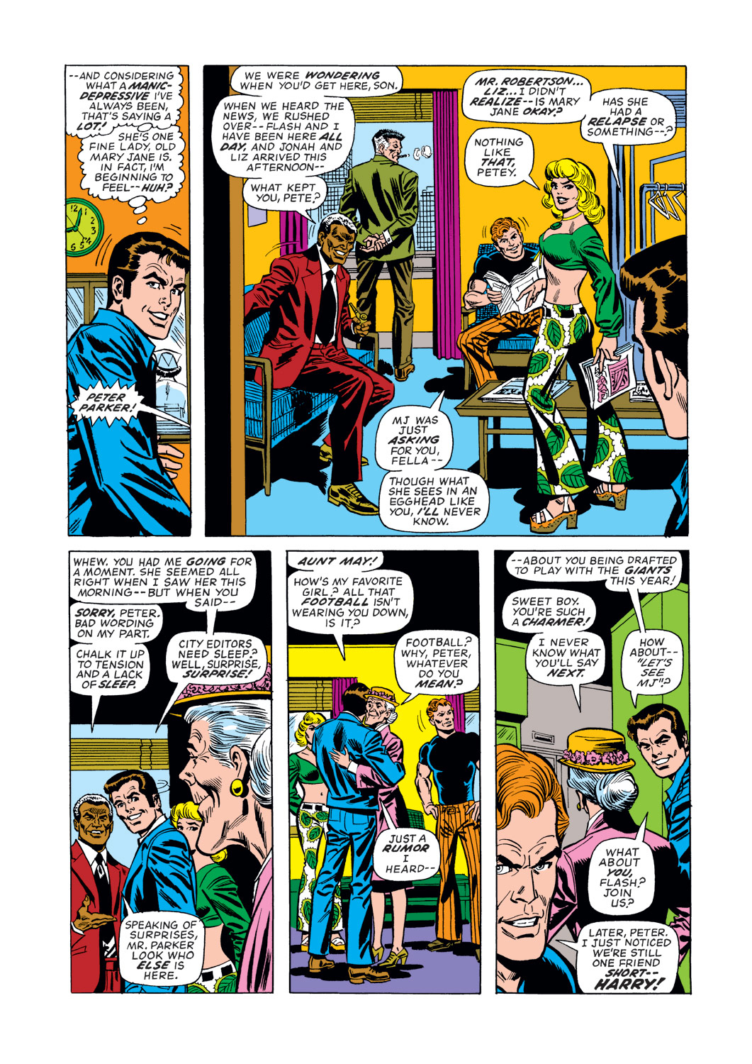 The Amazing Spider-Man (1963) 137 Page 5