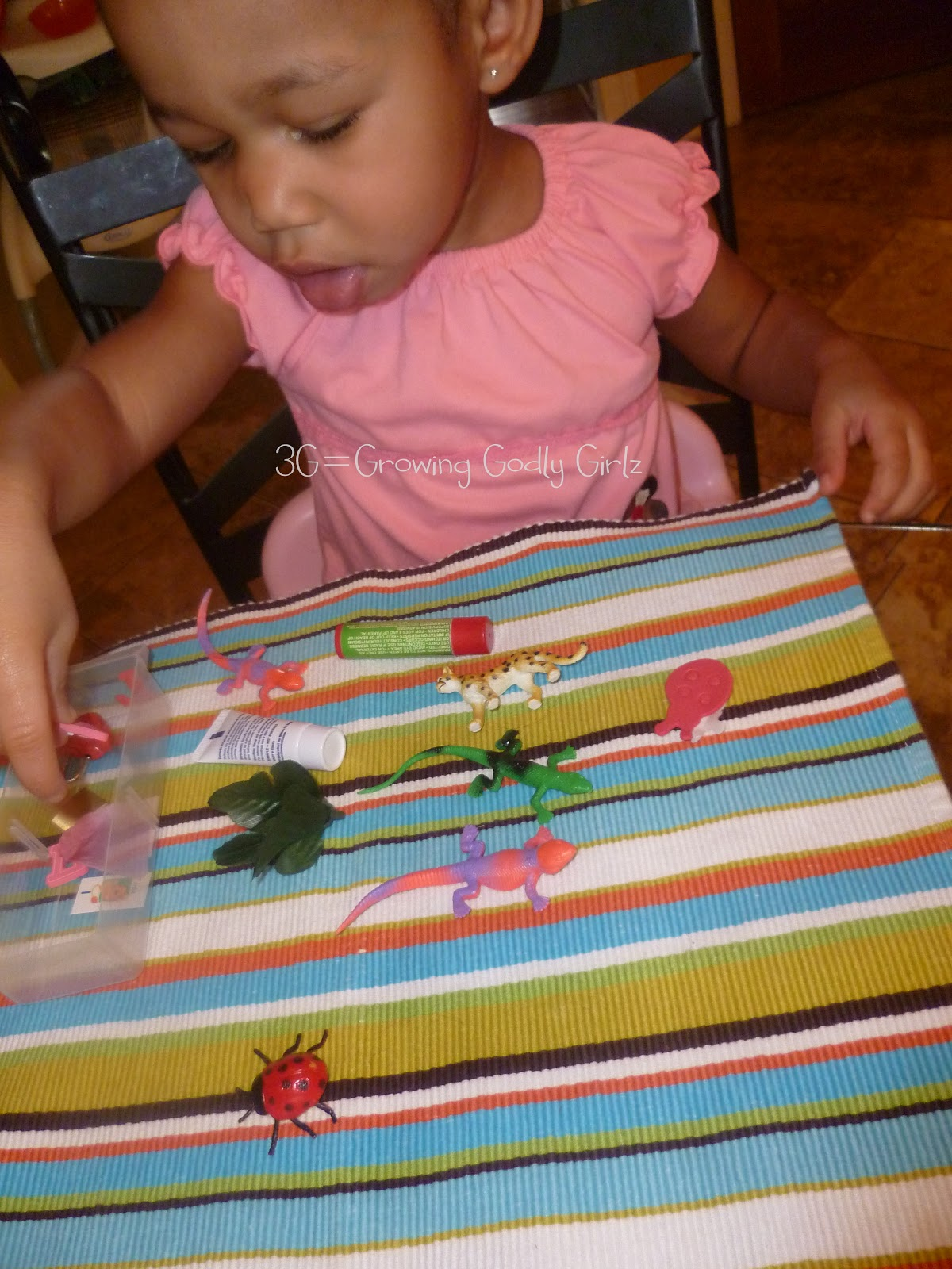 3g Growing Godly Girlz Weekly Wrap Up Letter L Is For