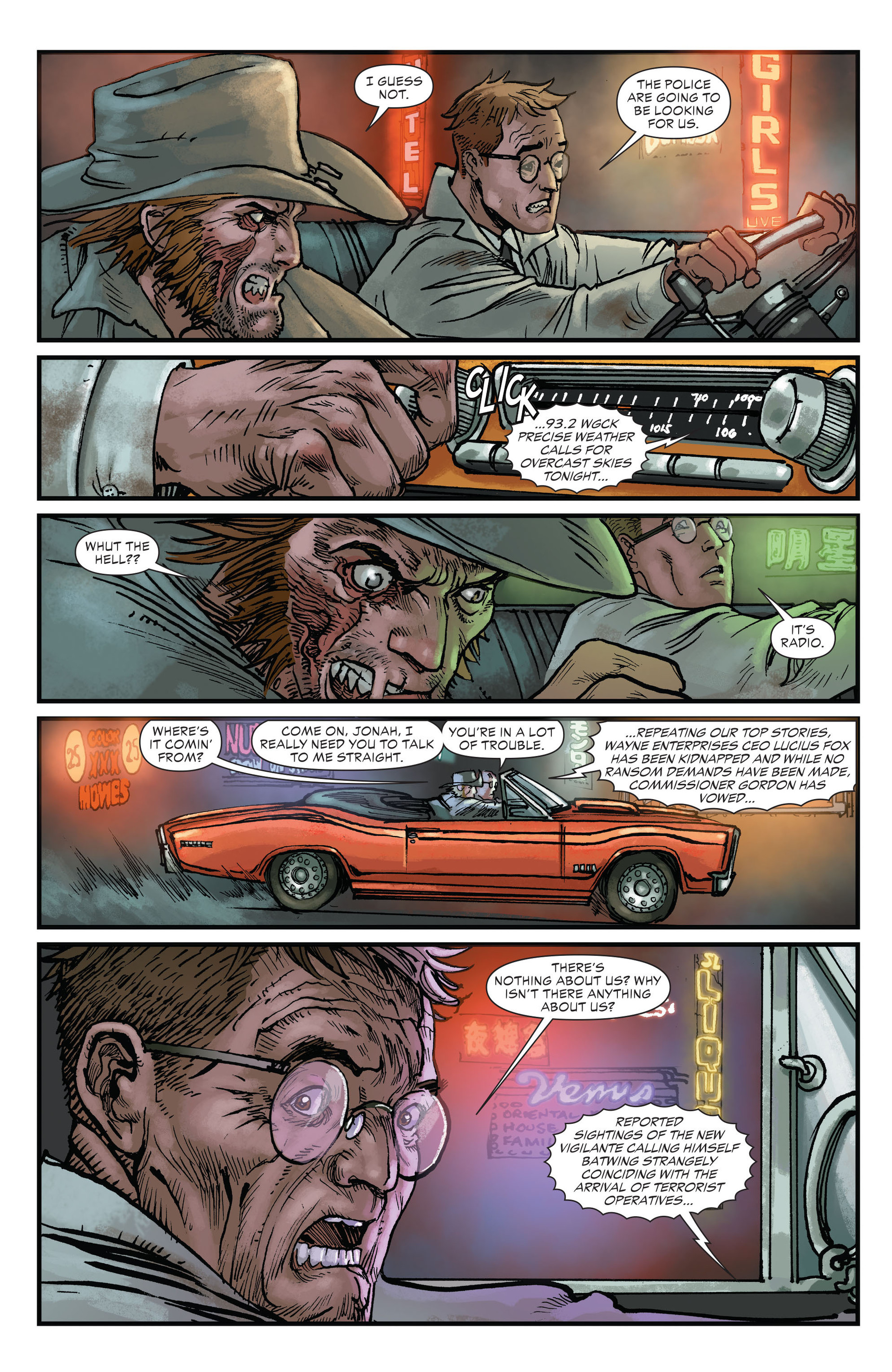 Read online All-Star Western (2011) comic -  Issue #22 - 20