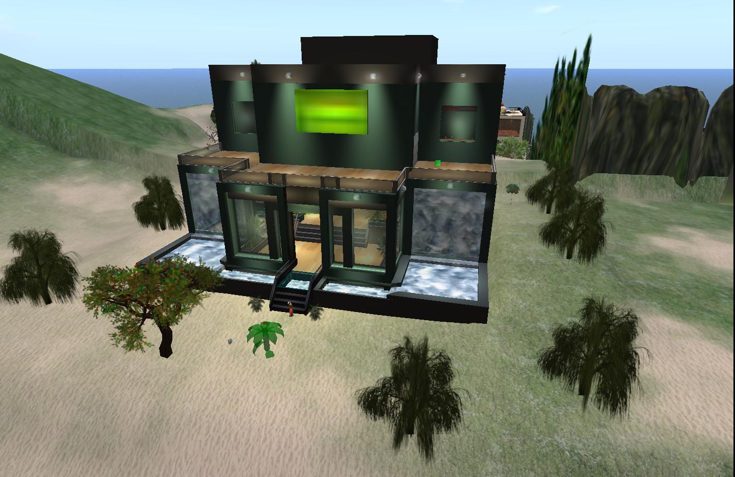 Second Life Newser: Podex Exchange