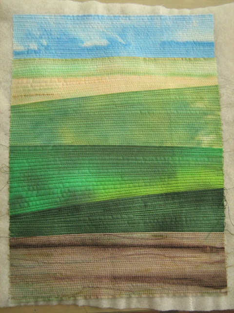 art quilt tutorial