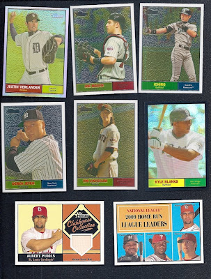 2010 Topps Heritage Cards