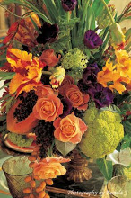 Ron Morgan Flower Arrangement