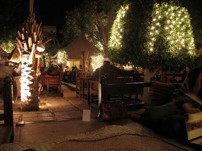 Kargeen Cafe, Madinat Qaboos, Muscat | Mixed Fashion Design