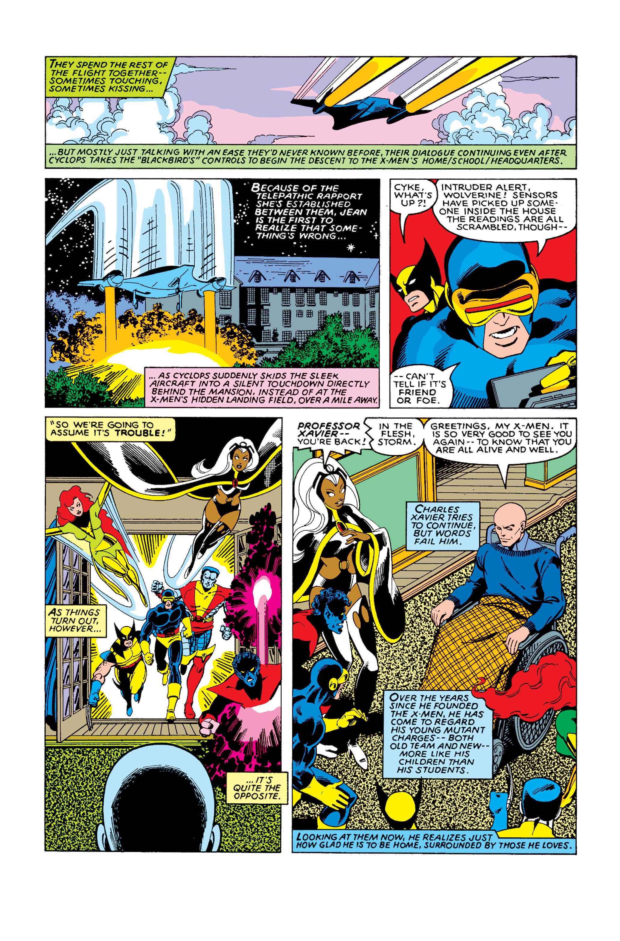 Read online Uncanny X-Men (1963) comic -  Issue #129 - 7