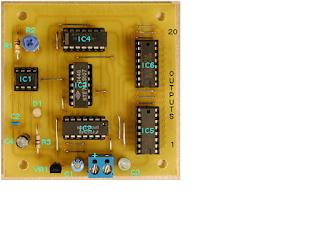 arena sellular dan komputer: Traffic Light Control Circuit ...