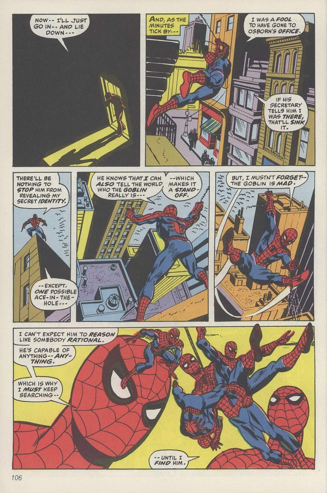 The Amazing Spider-Man (1979) issue TPB - Page 108