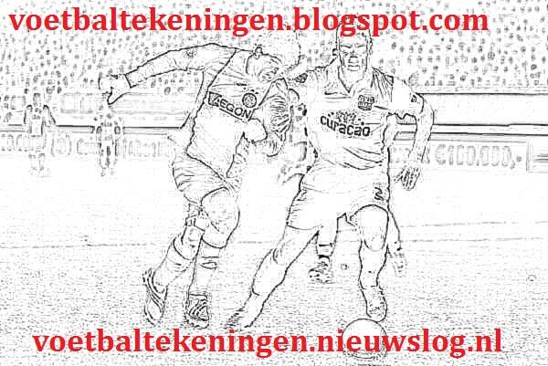 Kleurplaten Voetbal Nec.Kleurplaat Nec Ajax