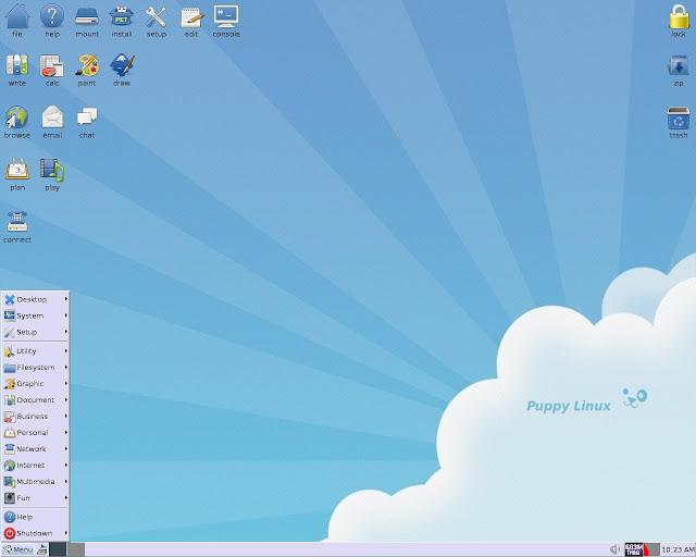 toutou linux 4.3.1
