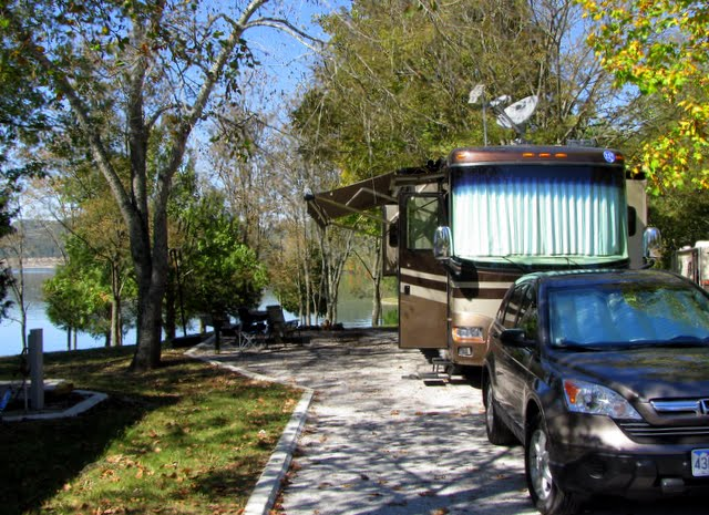 Mothership Landing Sites  Our Campground Reviews