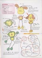 Little%2520felt%2520cuties 011 - Pingente enfeite ou penduricalho para Celular em feltro