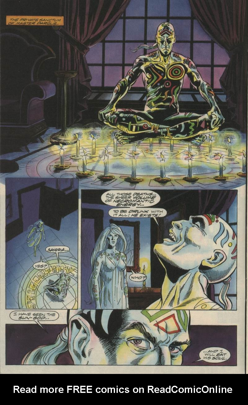 Read online Solar, Man of the Atom comic -  Issue #21 - 8