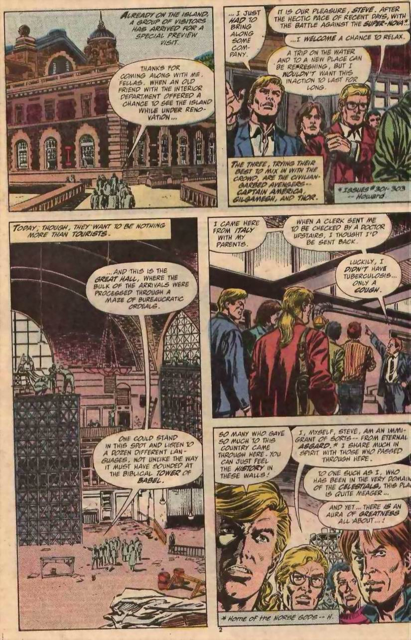 The Avengers (1963) 304 Page 2
