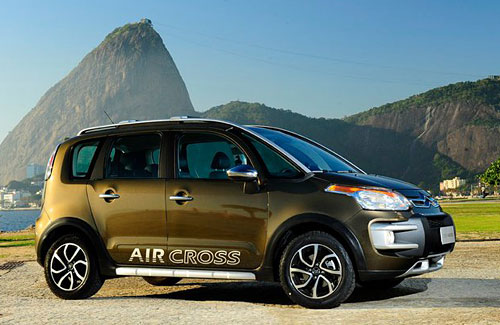 mundoautomotores citroen c3 aircross. Black Bedroom Furniture Sets. Home Design Ideas