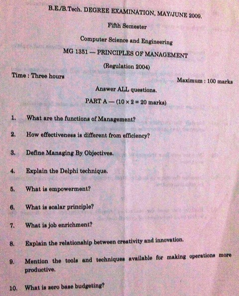 communication skills anna university question papers
