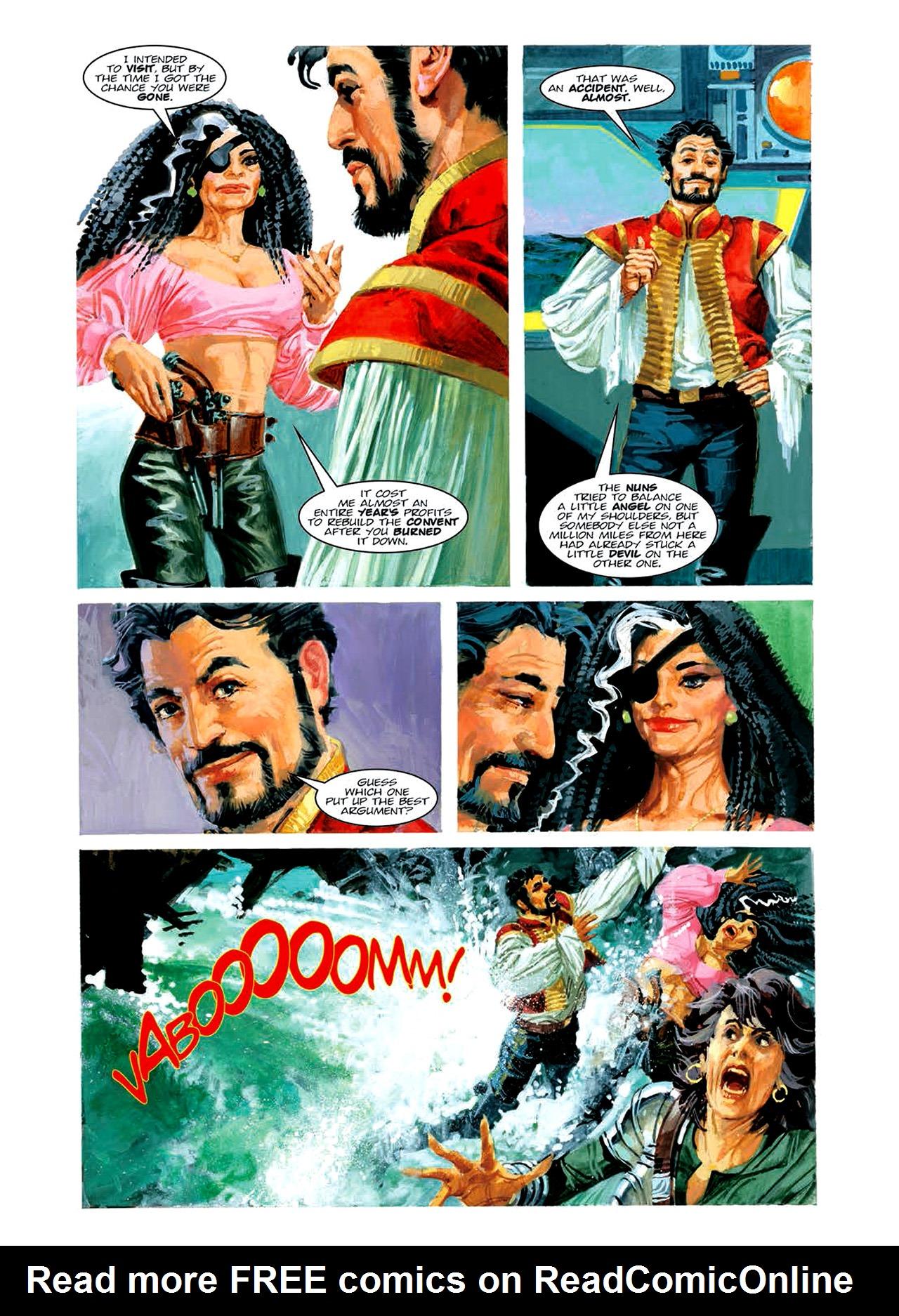 Read online Nikolai Dante comic -  Issue # TPB 6 - 124
