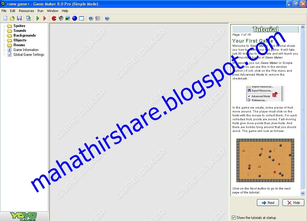 game maker 8 pro edition free download - Parques Nacionales