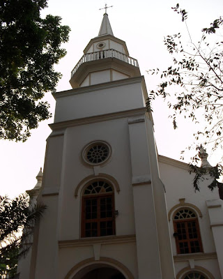 Patharghata Catholic Church
