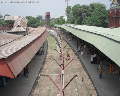 dinajpur, railway, station
