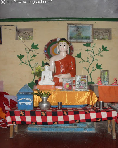 Buddhist Temple in Ramu - Cox's Bazar