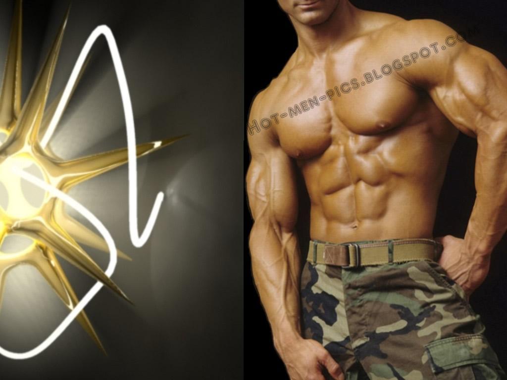 Hot men wallpapers: Top 5 Hot men wallpapers [2010]