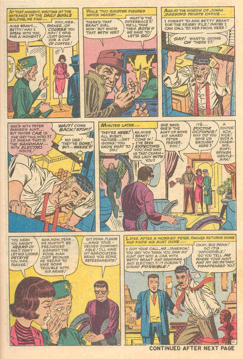 The Amazing Spider-Man (1963) _Annual_6 Page 11