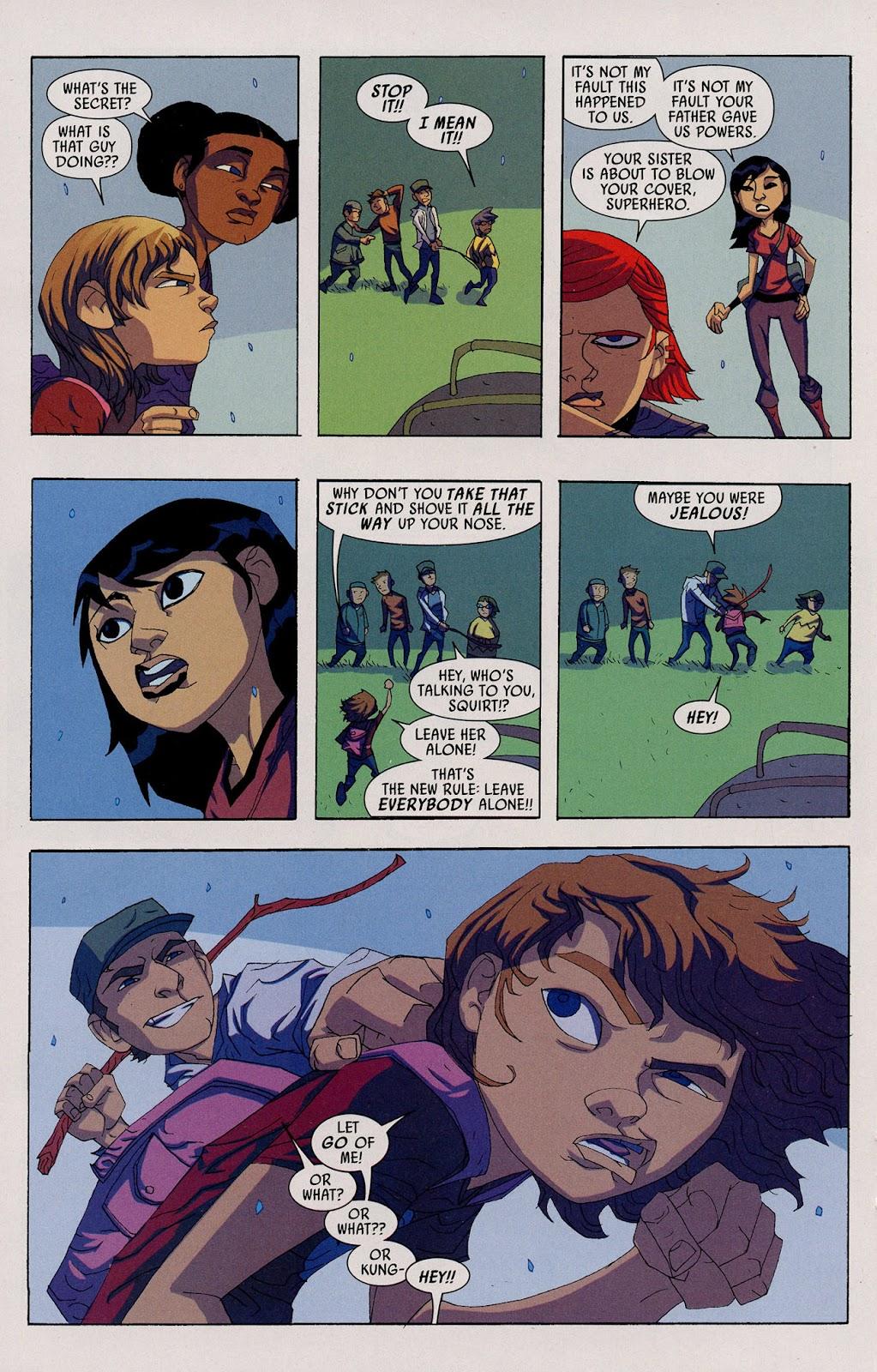 Read online Takio (2012) comic -  Issue #1 - 21