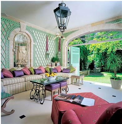 Tudo sobre design de interiores qual o seu estilo de for Sala de estar estilo vintage