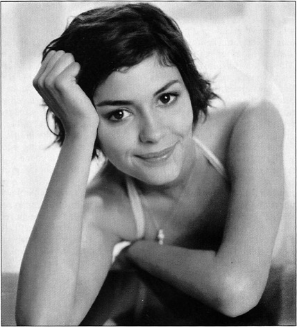bob the blob coloring pages | Operation Short Hair: Inspiration: Audrey Tautou